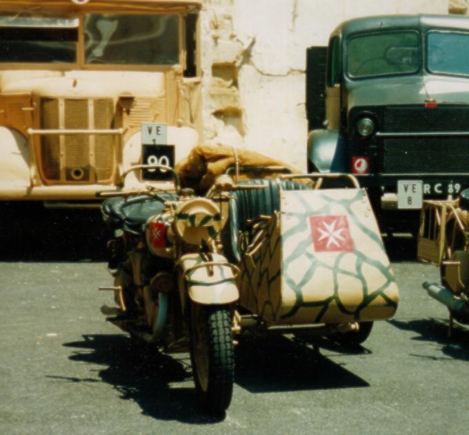 Malta colour scheme